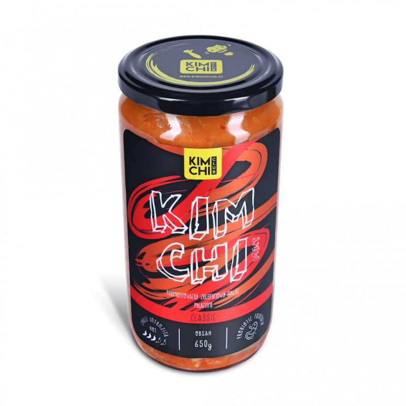Kimchi Classic 650g.